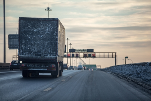The Environmental Protection Agency is set to reevaluate greenhouse gas emission rules in the trucking industry.