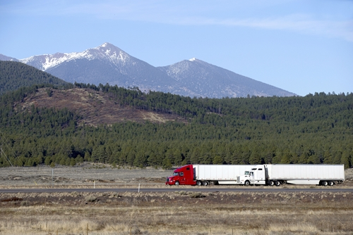 Trucking and other modes should grow in the coming decade.